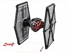 Lego Star Wars - Special Forces TIE Fighter *NEW - NO MINIFIGURES* from 75101