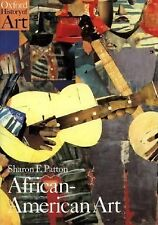 Oxford History of Art Ser.: African-American Art by Sharon F. Patton (1998,...
