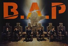 B.A.P - A3 Poster (ca. 42 x 28 cm) - BAP K-Pop Band Clippings Fan Sammlung NEU