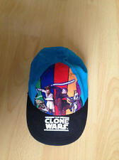 Star Wars Mütze Gr. 54 The Clone Wars TV Mania Cap