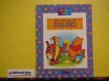 ART 8.835 LIBRO WINNIE THE POOH ALLA SCOPERTA DEI COLORI 2001