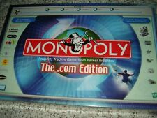 Monopoly board game The .com Edition