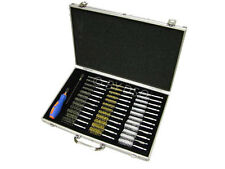 US PRO 38 Piece Brush Engine Cleaning Set with 1/4 Inch hex drive shank 8-19 mm