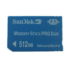 512 MB MEMORY STICK / SPEICHERKARTE für die PSP Konsole vom Dritthersteller