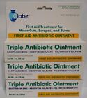 First Aid Triple Antibiotic Ointment 1oz Tube -3 Pack- FREE WORLDWIDE SHIPPING-