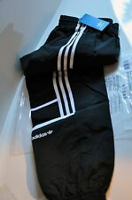 Adidas originals track pants black (small)