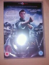 IP MAN DVD 2 DISC DONNIE YEN CINE ASIA POST NEXT DAY NEW ORIGINAL!