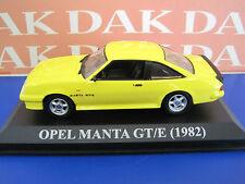 Die cast 1/43 Opel Manta GT-E 1982 by Ixo