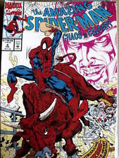 Spider Man The AMAZING : Chaos in Calgary n°4 1993 ed. Marvel Comics  [G.219]