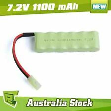 28003 Rechargeable Battery 7.2v 1100mah NiMH w/ small Tamiya Plug
