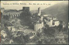 1925 - Sambuca Pistoiese - panorama