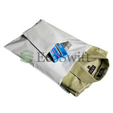100 10x13 White Poly Mailers Shipping Envelopes Self Sealing Bags 1.7 MIL