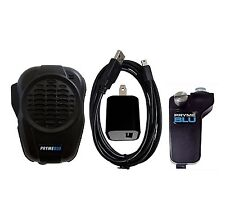 Pryme Bluetooth Speaker Mic & Adapter For Kenwood NX200 NX300 TK2180 TK3180
