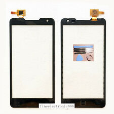 Black Touch Screen Digitizer For Prestigio MultiPhone 5044 Duo PAP 5044 PAP5044