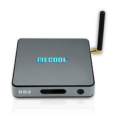MECOOL BB2 Amlogic S912 64 bit Octa core 2G/16G Android 6.0 TV Box WiFiuk