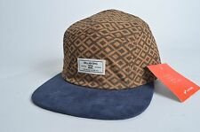 2015 NWT MENS BILLABONG HARBOR SNAPBACK 5 PANEL HAT $35 cml mahtchar flannel