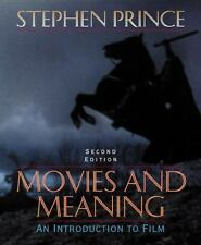 Movies and Meaning: An Introduction to Film (2nd Edition), Prince, Stephen, 0205