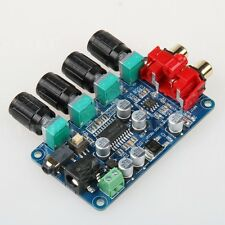 LM1036 +NE5532 Stereo Pre-amp Preamplifier Tone DIY Audio Treble Amplifier Board