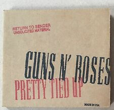 GUNS N' ROSES - PRETTY TIED UP - PROMO CDS - GEFFEN - PRO-CD - 4386