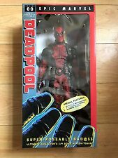 "NECA DEADPOOL 1/4 SCALE 18"" inch ACTION FIGURE MARVEL COMICS INSTOCK NOW"