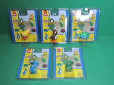 Wind-Up COMICS forest nature animals Figure TOMY 90's Walking Vintage toy