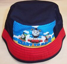BRAND NEW THOMAS THE TANK ENGINE NAVY BUCKET HAT