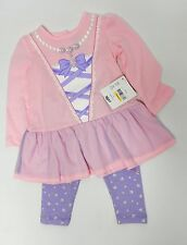 Walmart Infant Girl Halloween 2pc Dress and Tights Set 3-6 Months New