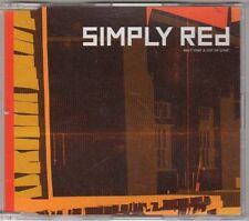 (EX436) Simply Red, Ain't That A Lot Of Love - 1999 DJ CD