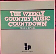 Radio Show: WEEKLY COUNTRY COUNTDOWN 4/30/88 SAWYER BROWN TRIBUTE 7 INTERVIEWS