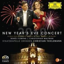 CD, Neujahrskonzert Dresden 2010, Franz Lehar, Die Lustige Witwe, DG, Neuwertig