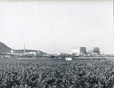 CHUSCLAN c. 1960 - Site Nucléaire de Marcoule Gard - Div 5659