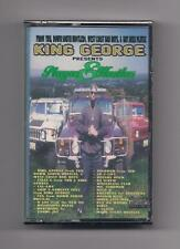 KING GEORGE - Playas & hustlas SEALED Cassette 1997 DJ Screw D-Loc 20-2 Life