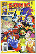 SONIC THE HEDGEHOG #164 - MINT - September 2006