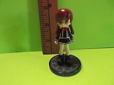 "#A33a Quiz Magic Academy Anime 3""in Brownish Hair Girl w/Glasses"