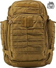 5.11 TACTICAL RUSH 72 BACKPACK 58602 / FLAT DARK EARTH 131 * NEW *