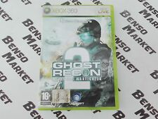 TOM CLANCY'S GHOST RECON ADVANCED WARFIGHTER 2 - XBOX 360 PAL ITALIANO COMPLETO