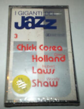 Giants of Jazz 3 Corea, Holland, Laws, Shaw -SEALED