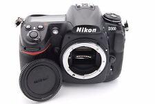 NIKON D300 12.3MP 3''Screeen Digital SLR Camera BODY w/ Accessories