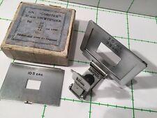 LEICA RASAL COPY -  UNIVERSAL FRAME VIEWFINDER 3,5 TO 13,5 cm. RF:CK8540