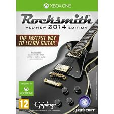 Rocksmith 2014 Xbox One Game (with Real Tone Cable) Brand New