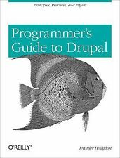 Programmers Guide to Drupal