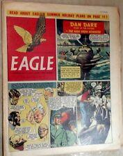 Classic Eagle Comic Vol 6 No 23: Dan Dare The Man From Nowhere - 10th June 1955