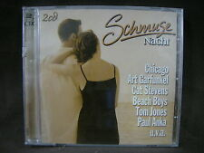 Schmuse nacht Chicago-Cat Stevens-Paul-Anka NUOVO SIGILLATO 2 CD