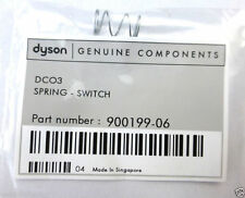 GENUINE DYSON DC03 DC04 DC07 WAND HANDLE RELEASE CATCH SPRING 900199-06
