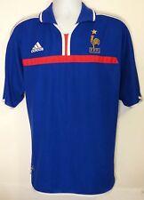 FFF France ADIDAS Home Shirt XL Soccer/Football National Team Jersey