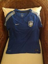 Brasil CBF Football/Soccer Nike dri- fit futbol training Jersey size XL Youth