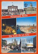 AK: Hauptstadt Berlin - Die Stadt die ich liebe