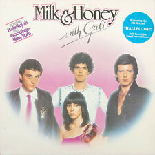 Milk & Honey* With Gali* ‎– Milk & Honey With Gali  CD