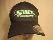Men's Cap ULTIMATE SAFETY AND SUPPLY Size: FLEXFIT [Z164d]