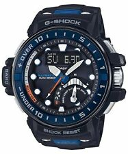 Casio Men's G-Shock Gulfmaster Quad Sensor Master of G Black Watch GWNQ1000-1A